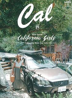 Cal [キャル] ISSUE 24 2018