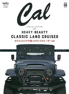 Cal [キャル] ISSUE 26 2019