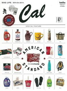 Cal [キャル] ISSUE 27 2019