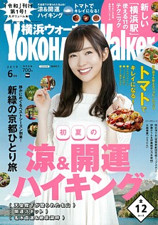 YOKOHAMA Walker [横浜ウォーカー] 2019 6月号
