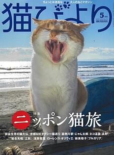 猫びより 5月号 MAY. 2020 No.111